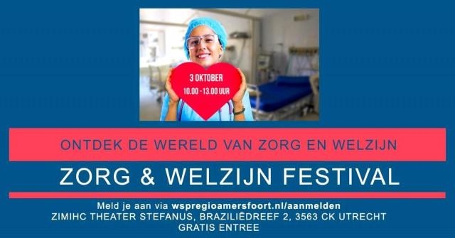 Zorgfestival 3 okt 2019