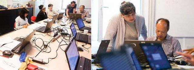 Vrijwilliger (assistent) docent computercursussen